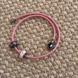 Pandora bracelet + Beads